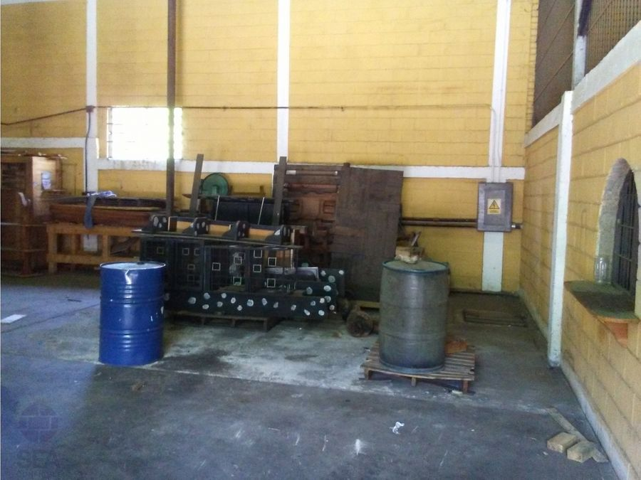 sea confiable vende galpon industrial maderero en guacara