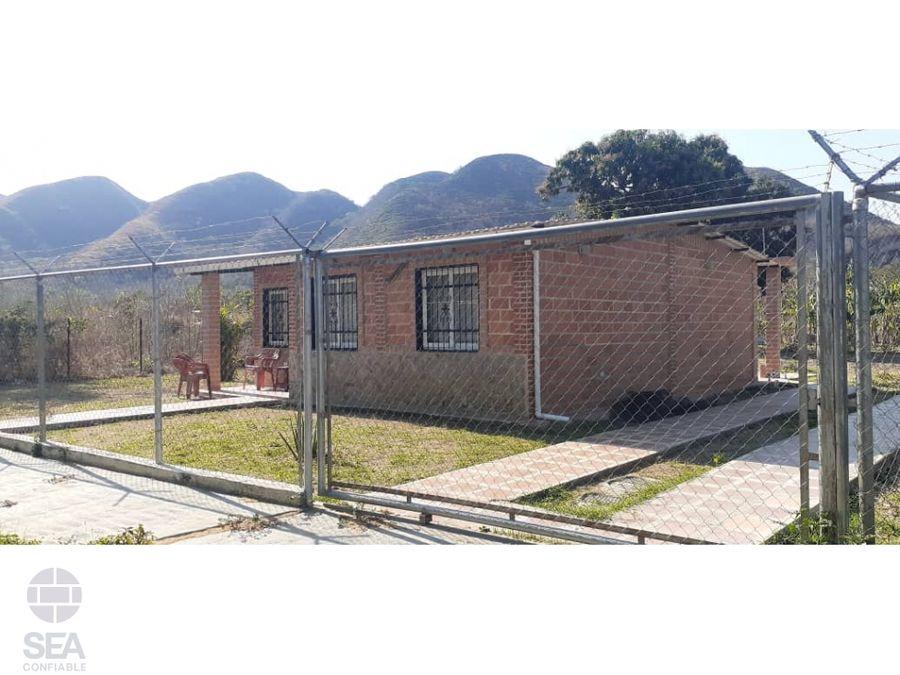 sea confiable vende casa campestre en guacara via vigirima