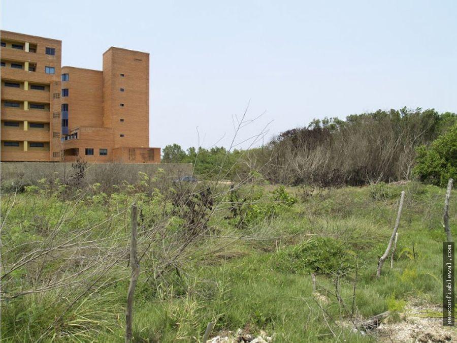terreno multifamiliar hotelero tucacas