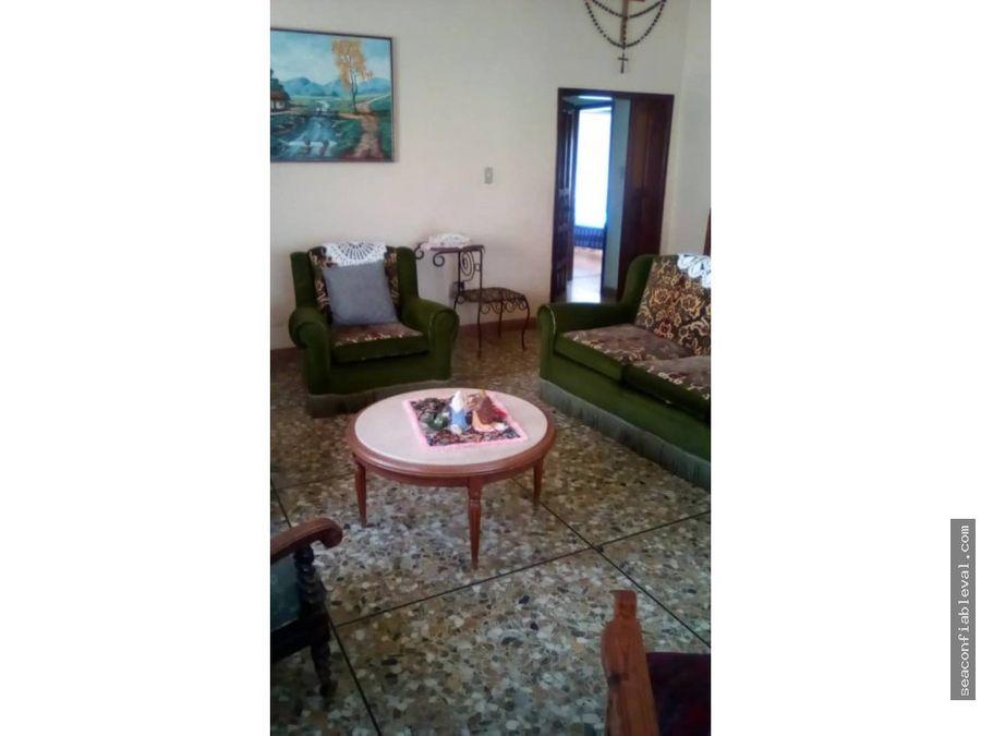 casa en venta en la honda tocuyito