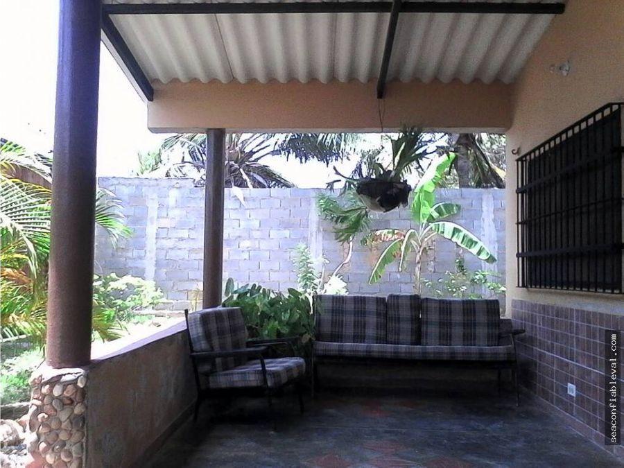 casa venta chichiriviche sabana grande