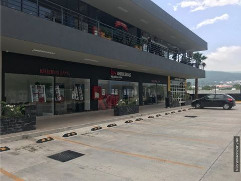renta local comercial tuxtla via park