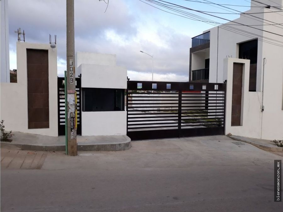 terreno venta tuxtla residencial combres del sur