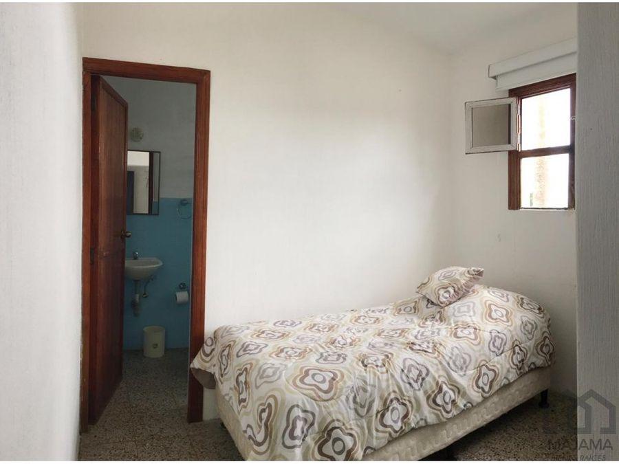 km 15 cas residencias polychel rento apartamento amoblado