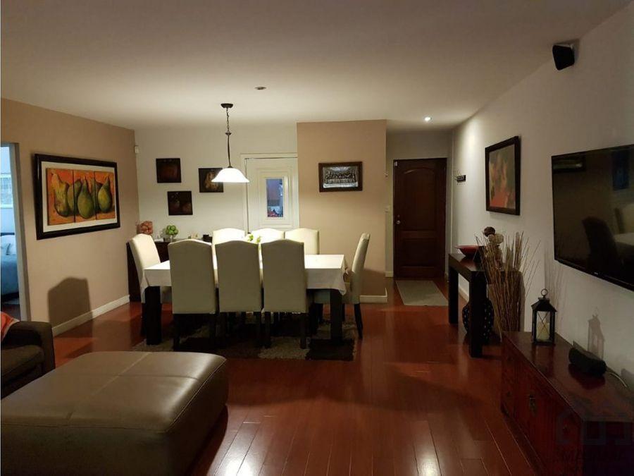 zona 13 vendo apartamento