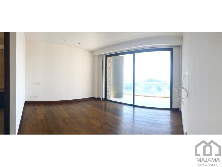 zona 14 vendo amplio y lujoso apartamento