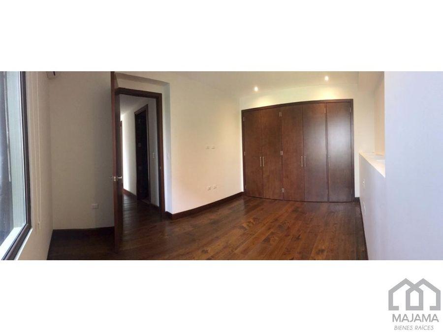 zona 14 vendo o rento exclusivo apartamento