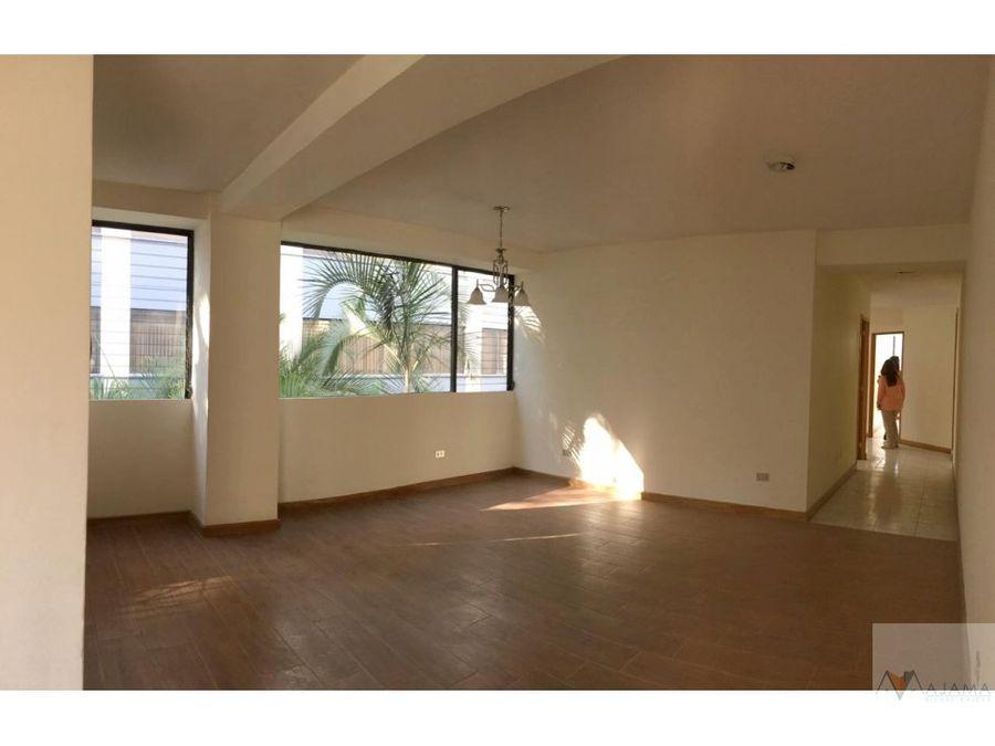zona 10 rento amplio apartamento