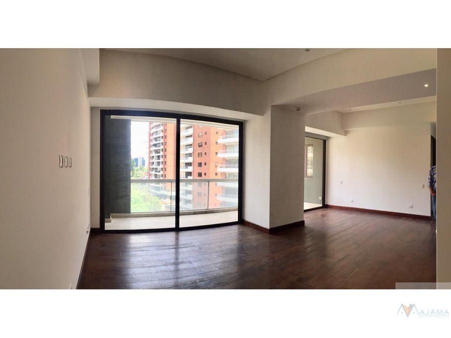 zona 14 vendo o rento apartamento