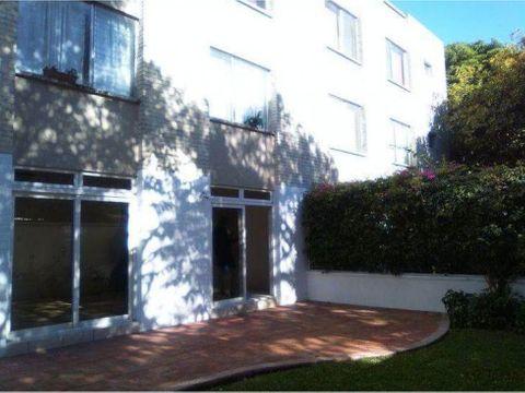 zona 13 rento amplio apartamento con jardin