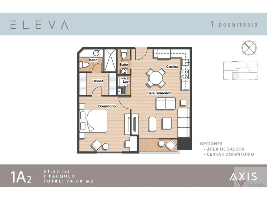 zona 15 vendo apartamento para estrenar
