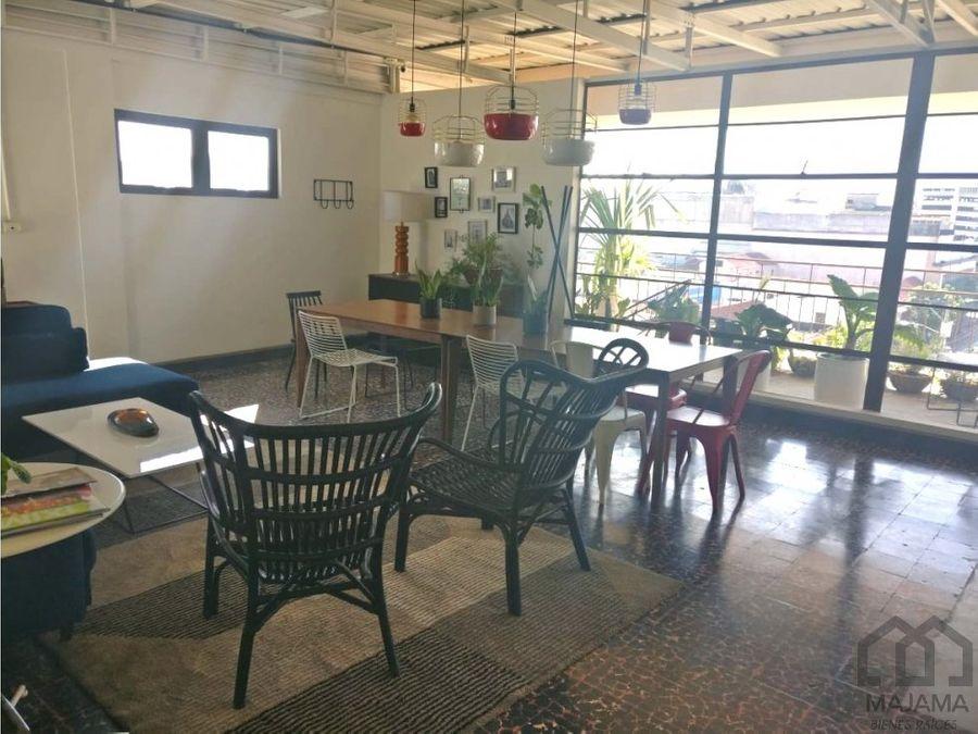 zona 1 el prado rento apartamento