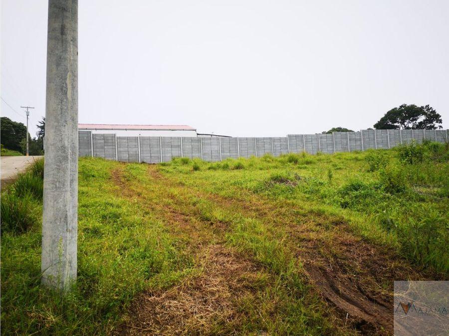 km 30 santa elena barillas vendo terrenos