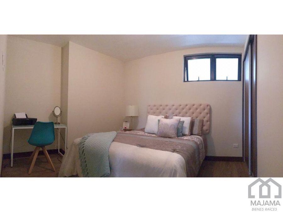 zona 10 cupertino rento apartamento