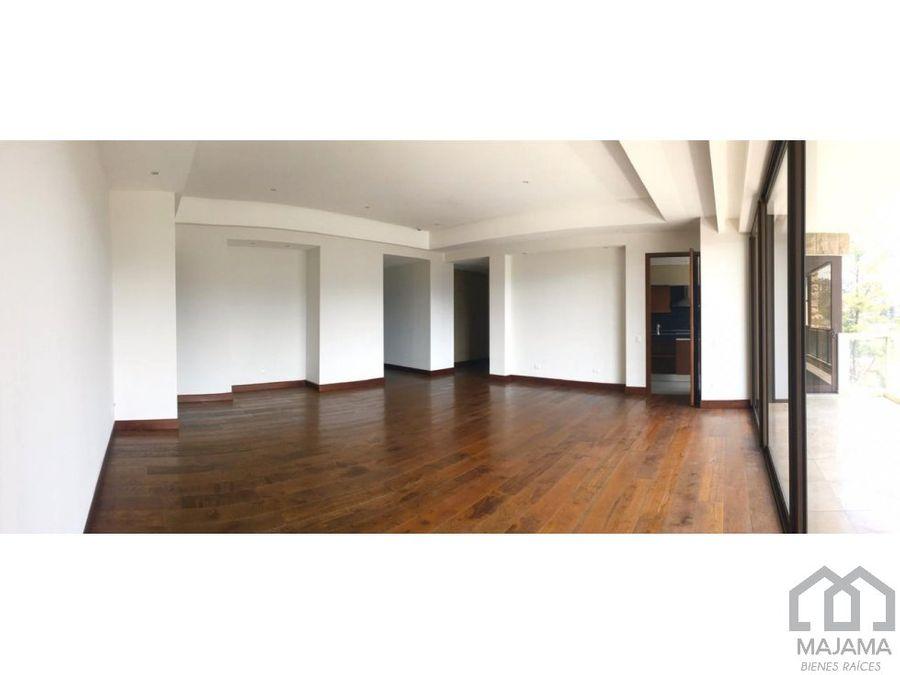 zona 14 vendo exclusivo apartamento