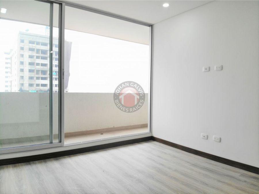venta de apartamento vista armenia 95 mts2