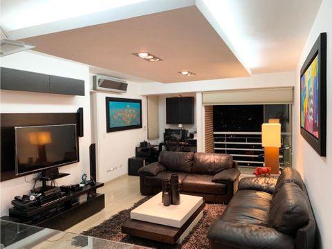 apartamento en venta en boleita norte 2h 2b 2p