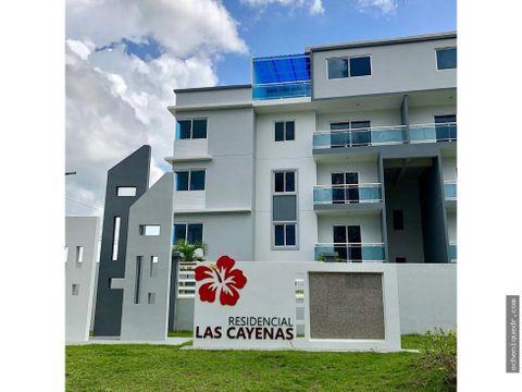 residencial las cayenas en san isidro