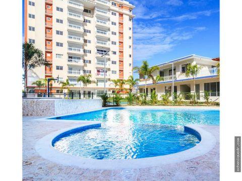 apartamento con piscina en la zona oriental