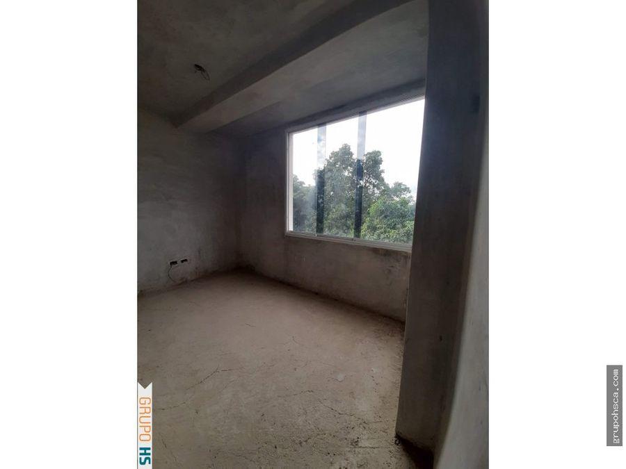 apartamento a estrenar 76 m2 en el limon aragua
