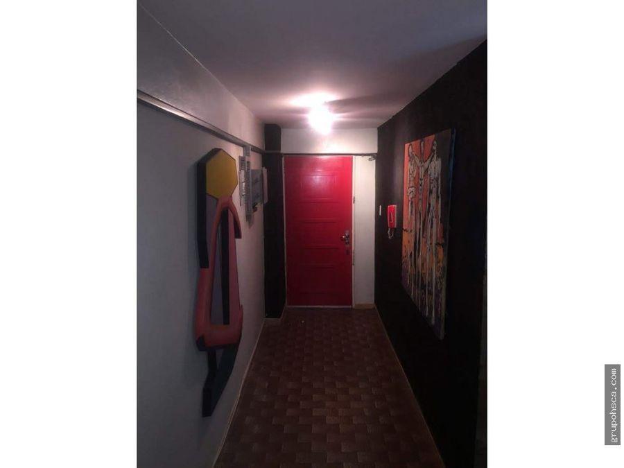 apartamento amoblado en urb andres bello maracay