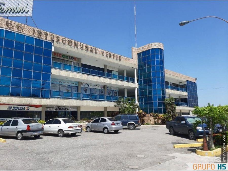 local cc intercomunal center turmero aragua