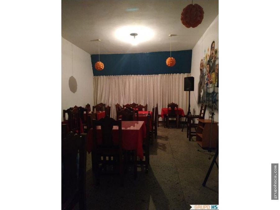 local tasca restaurante cpaez maracay