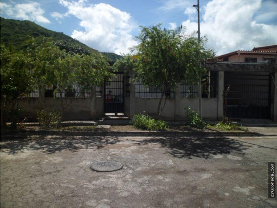 casa urb valle fresco turmero maracay