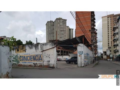 terreno en el centro sanchez carrero maracay