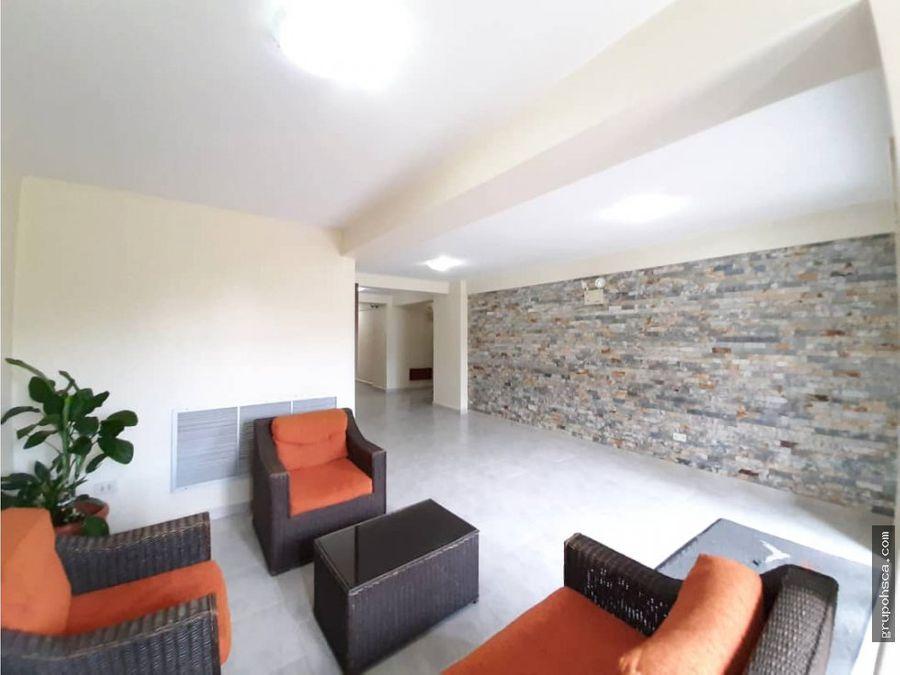 apartamento en gran roque av intercomunal turmero