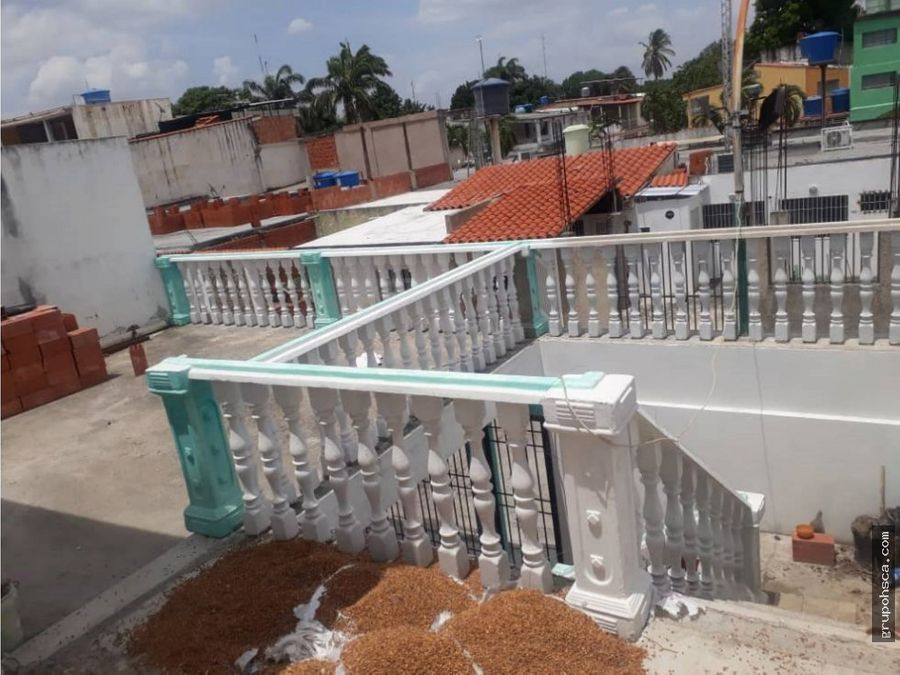 casa urbanizacion la fuente turmero maracay