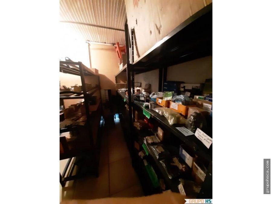 fondo de comercio repuestos av aragua maracay