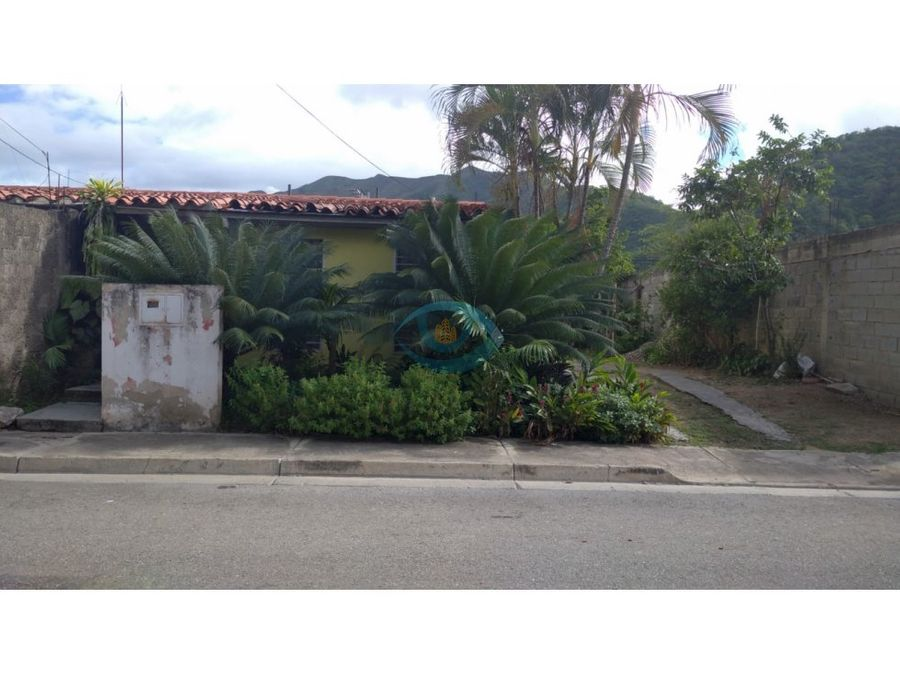 casa urbanizacion base sucre maracay