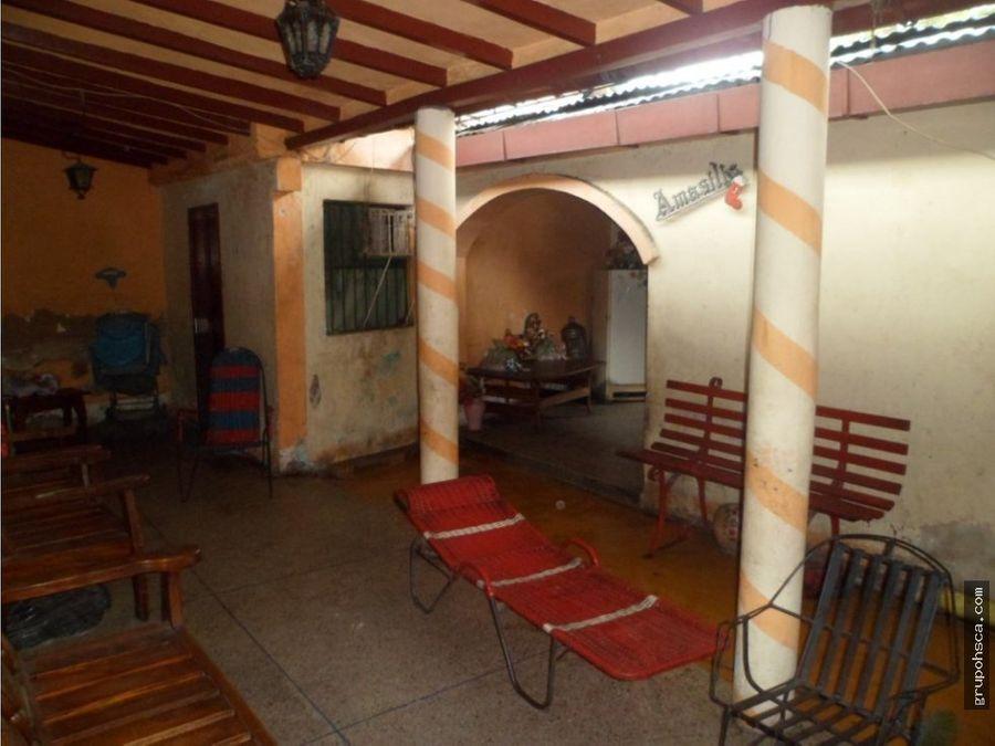 casa en el casco central de turmero maracay