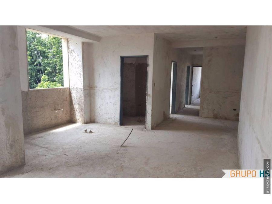 apartamento a estrenar 74 m2 en el limon aragua