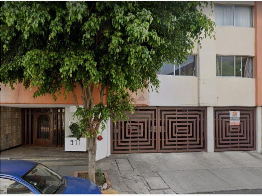 departamento en residencial emperadores mx20 je5623