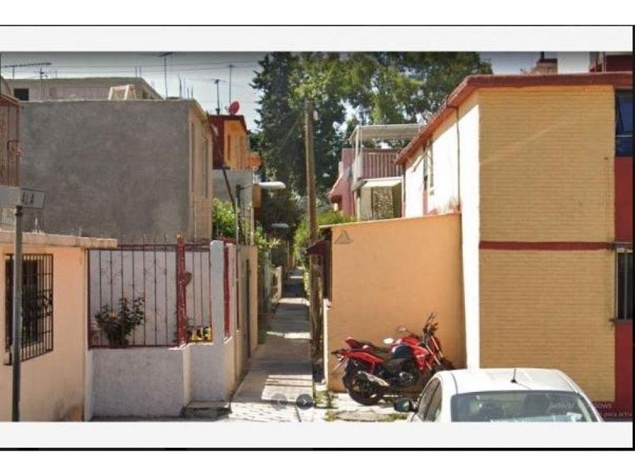 casa en culhuacan ctm croc mx20 jg4642