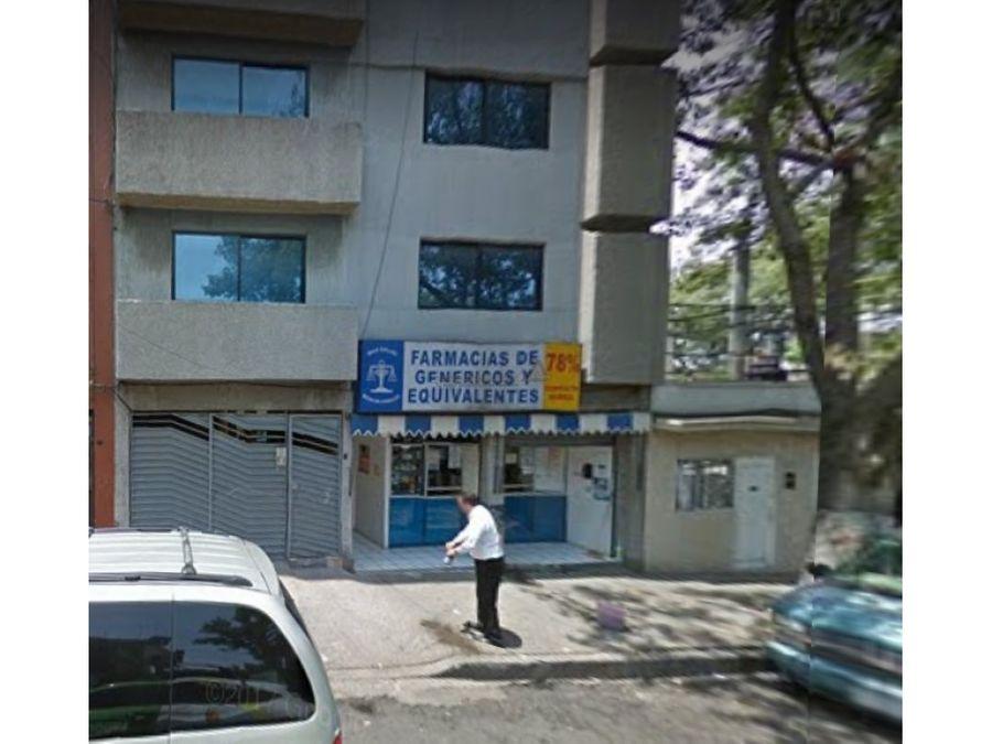 edificio en alfonso xiii mx20 hw2335