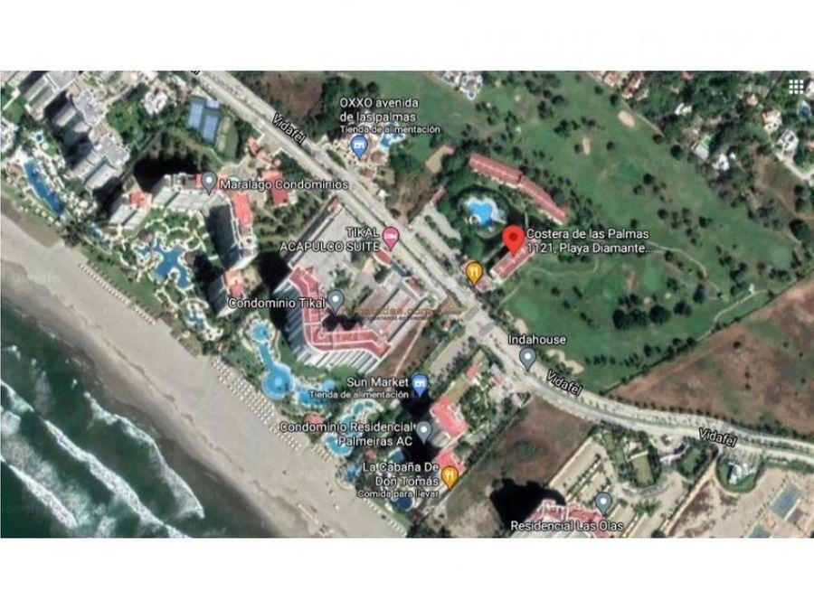 remate bancario en playa diamante acapulco gro