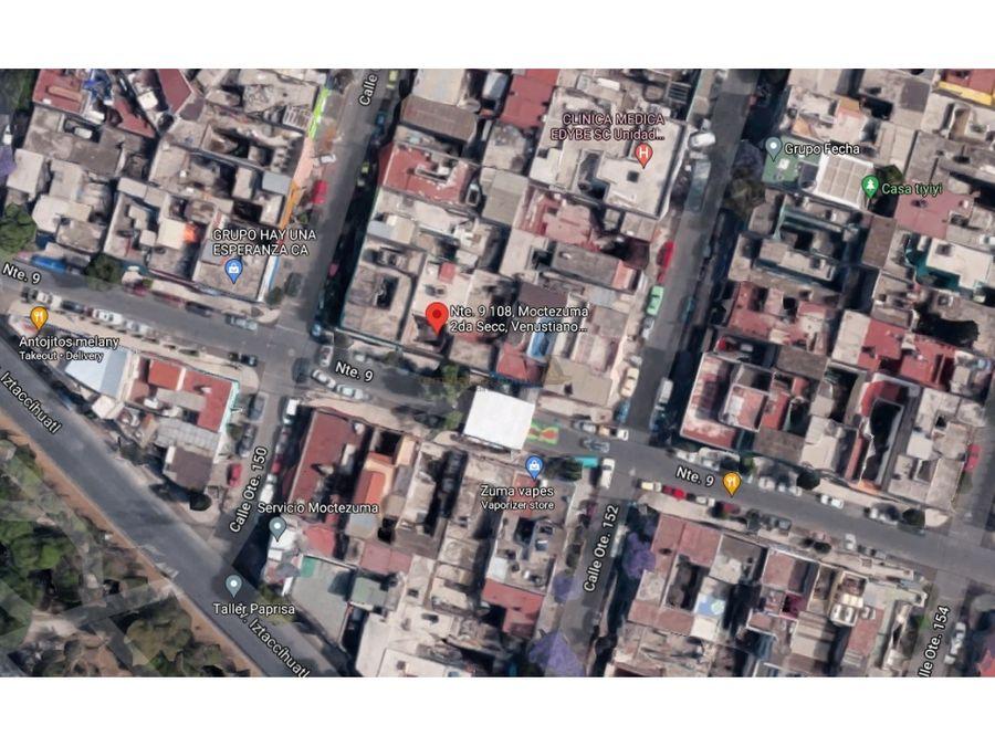 casa en moctezuma 2a seccionmx21 kr9102