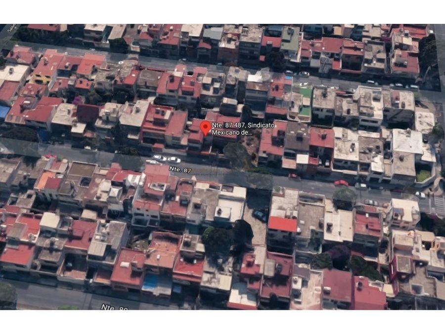 casa en sindicato mexicano de electricistas