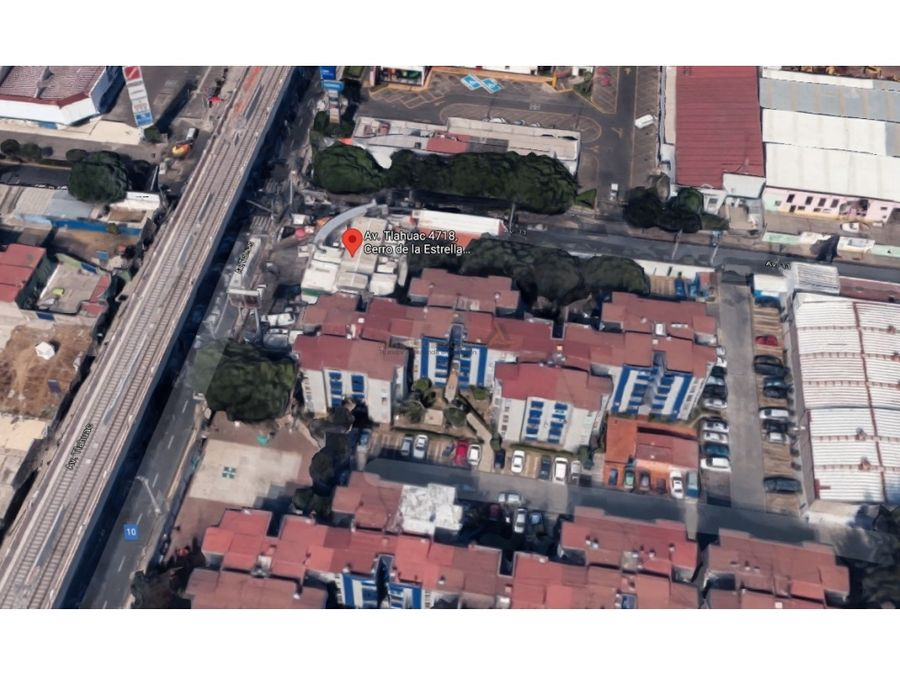 departamento en cerro de la estrellamx21 kr0426
