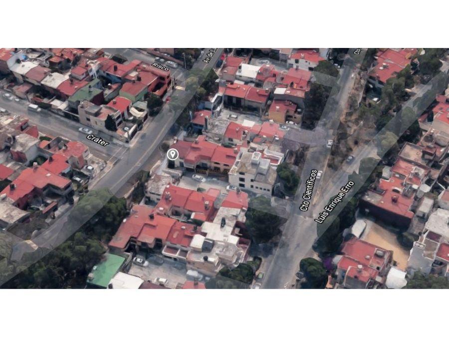 casa en ciudad satelite