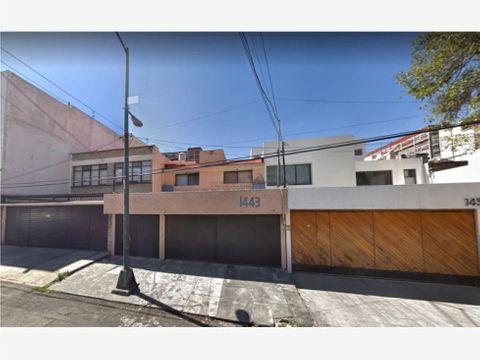 venta de remate bancario casa en del valle sur mx20 iz8133