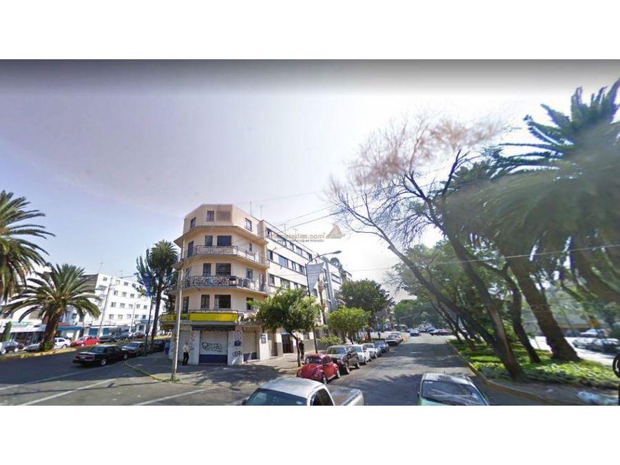 venta de remate inmobiliario edificio en narvarte poniente mx20 jq9235