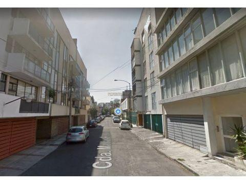 venta remate inmobiliario departamento en del valle centro mx20 jr4982