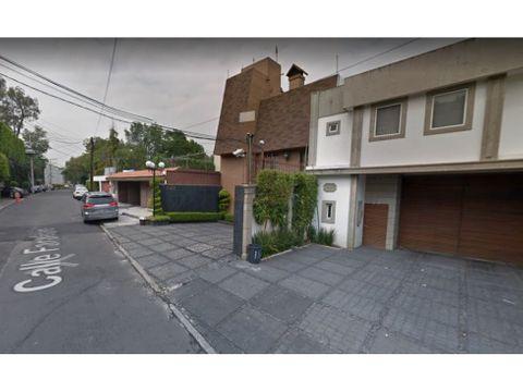 venta remate inmobiliario casa en jardines del pedregal mx20 jr4984