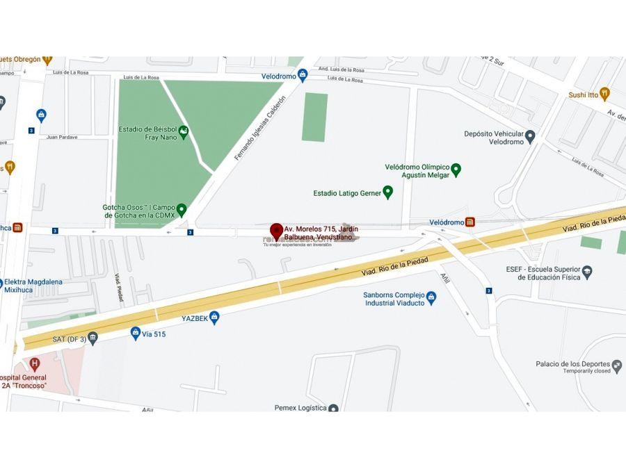 departamento en jardin balbuenamx21 kr0437