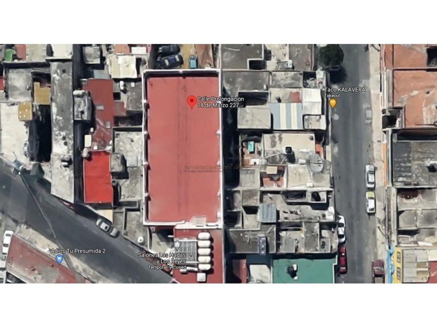 edificio en sector popularmx21 kx7467