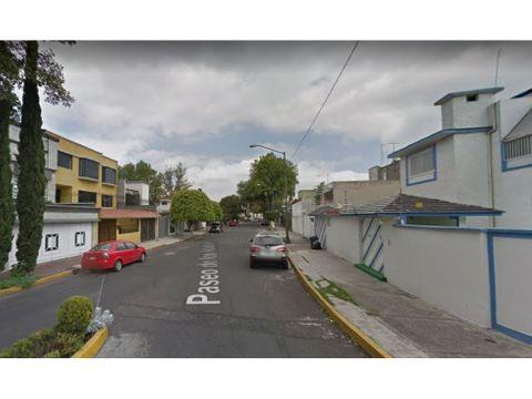 venta remate inmobiliario casa en paseos de taxquena mx21 jr7491